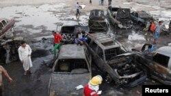 Bagdad, 27 maj 2013.