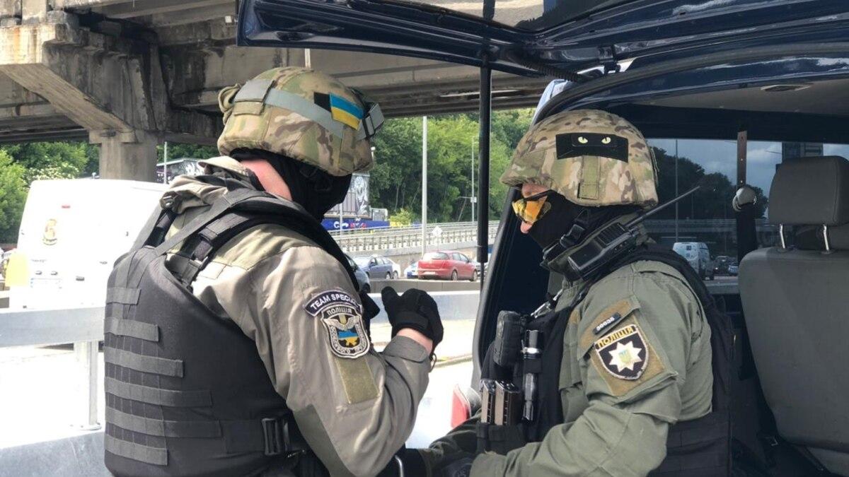 Киевский мост Метро перекрывали из-за угрозы взрыва – трансляция