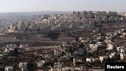 Ndërtimet e Izraelit në Jerusalemin lindor