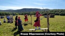 Бәйгедә хатын-кызлар да катнаша