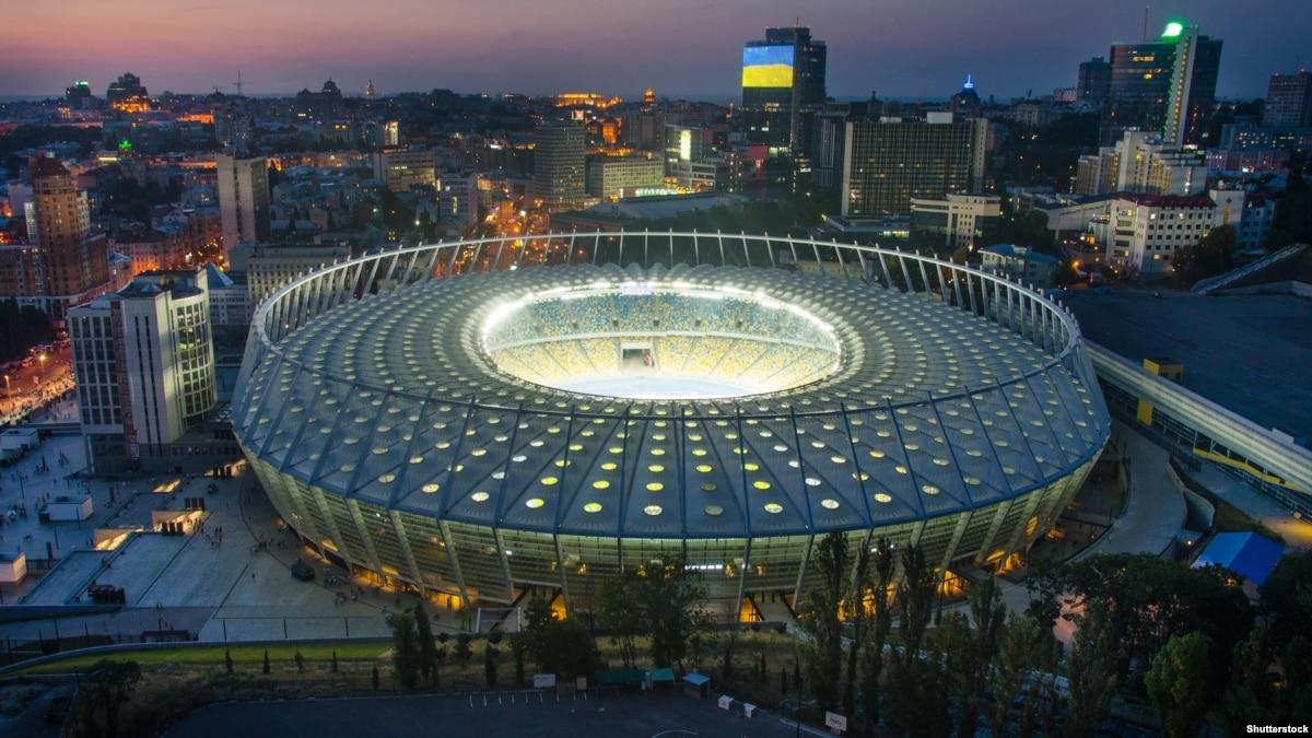 Адміністрація президента офіційно анонсувала дебати на НСК «Олімпійський» 14 квітня