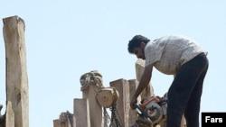 Градежен работник