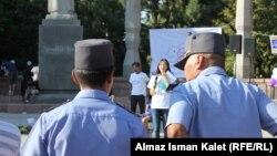 Милиция. 25-июль, 2012-жыл.