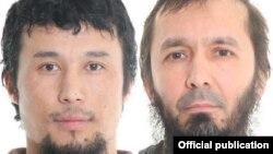 Атабек Абдуллаев и Давид Идриссон.