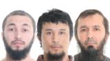 Composite picture, Idrisson, Umarov, Abdullaev