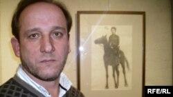 Игорь Тогузаев недавно победил в Бельгийском национальном конкурсе живописи и был признан лучшим художником 2010 года