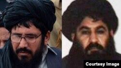 Лідер афганських талібів Ахтар Мансур