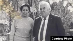 Майрам ва Раҳмон Набиевлар.