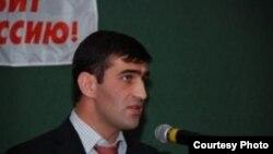 "Ахмед Азимов, вице-президент компании ""Саламворлд""."