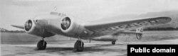 "Самолет ""Локхид 10 Электра"", март 1937"
