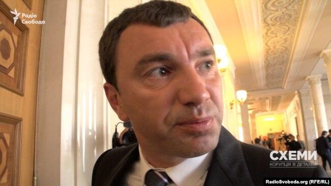 Народний депутат від «Народного фронту» Андрій Іванчук