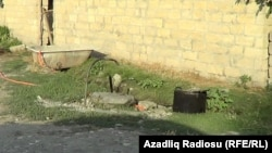 Azerbaijan -- Guba, aridity, 4 September 2014.
