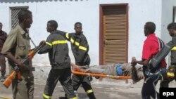 Žrtve Al Šababa u Mogadišu, ilustracija