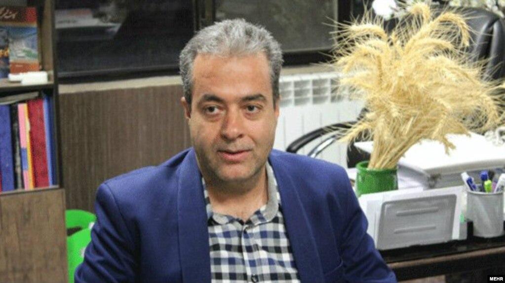 علی حیدریان، سال ۹۶ به عنوان شهردار لواسان انتخاب شده بود.