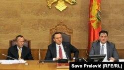Zasijedanje Skupštine Crne Gore