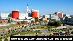 Паўднёва-Ўкраінская АЭС, ілюстрацыйная выява