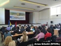 Sjednica Skupštine opštine Doboj