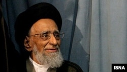 Ayatollah Jalaledin Taheri Esfahani, Isfahan's former Friday Prayers leader, was a critic of the clerical establishment.