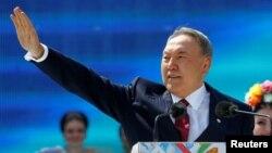 N.Nazarbaev