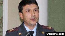 Умарджони Эмомали, пресс-секретарь МВД Таджикистана