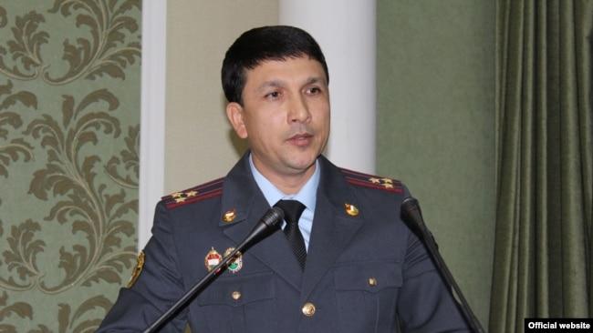 Умарджон Эмомали