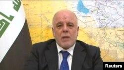 حیدر العبادی نخست وزیر عراق میگوید که هیچ چیزی به جز لغو کامل همهپرسی استقلال کردستان را نمیپذیرد