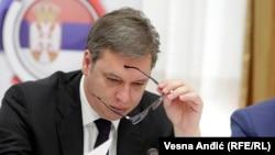 Ne mogu ja da komentarišem ono što izgovara njegova svetost: Aleksandar Vučić
