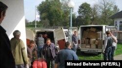 Pomoć iz Mostara poplavljenima u Bijeljini