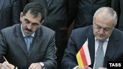 И хотя в 2009-2010 гг. руководством Северной Осетии и Ингушетии были сделаны важные шаги к нормализации отношений, сложный узел полностью не развязан