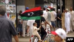 Ливия. Триполи. 9 сентября 2011 г