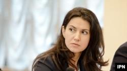 Olesea Stamate, candidata PAS pentru Hâncești