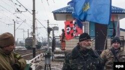 Учасники блокади, Донецька область