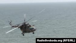 Учения украинской авиации