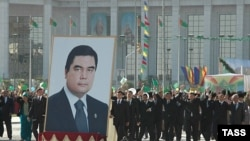 President Gurbanguly Berdymukhammedov has dismantled the personality cult of his predecessor.