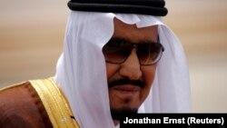 شاه سلمان پادشاه عربستان سعودی