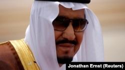Сауд Арабиясы королі Салман бен Абдулазиз әл-Сауд.