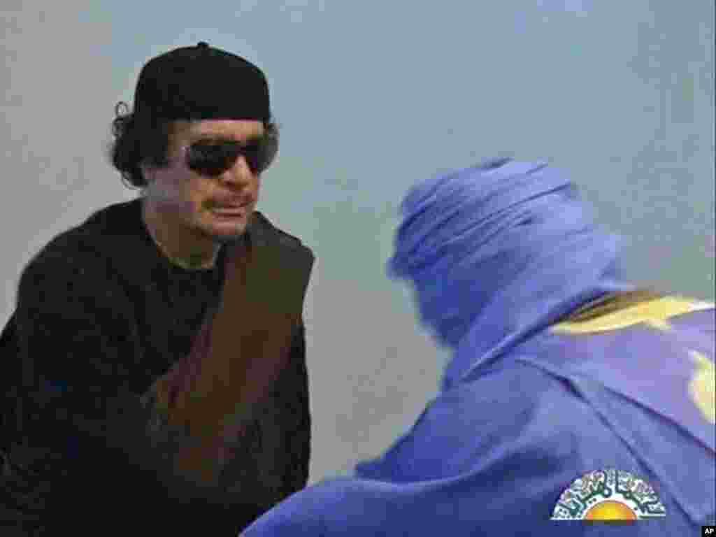 Либия, июнь 2011 ел