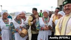 Киров өлкәсе татарлары 2014 елда Казанда Татарстанның Суверенлык декларациясе көнен бәйрәм итә