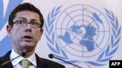 Помічник генерального секретаря ООН з прав людини Іван Шимонович