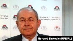 Ištvanu Pastoru iz Saveza vojvođanskih Mađara ovo je treća predsednička funkcija