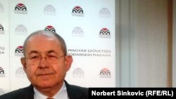 Ištvan Pastor, predsjednik Skupštine AP Vojvodina