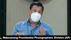 Președintele Rodrigo Duterte