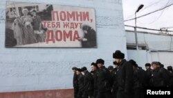 В колонии под Красноярском