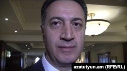 Министр экономики Армении Карен Чшмаритян