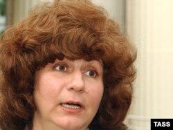 Заңгер Карина Москаленко.