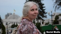 Варвара Даревська у Києві