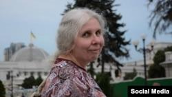 Варвара Даревская в Киеве
