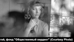 Пострадавшая жительница Усолья-Сибирского Марина Рузаева