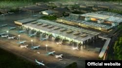 Moskvada aeroport