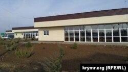 Центр предоставления административных услуг на КПВВ «Каланчак»